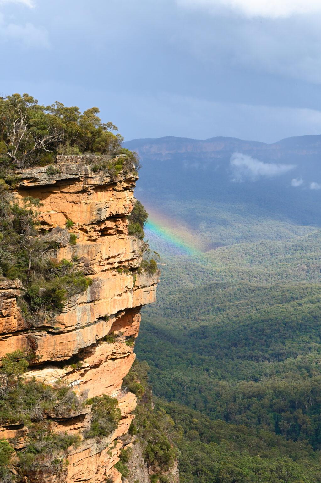 Rainbow - Jamison Valley